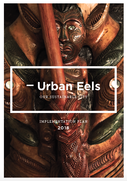 Urban Eels Cover copy